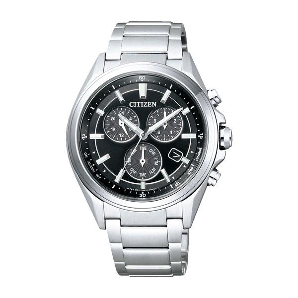 シチズン CITIZEN アテッサ クロノ メンズ 腕時計 BL5530-57E 国内正規