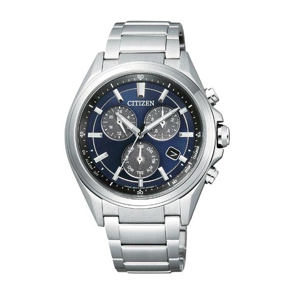 シチズン CITIZEN アテッサ クロノ メンズ 腕時計 BL5530-57L 国内正規