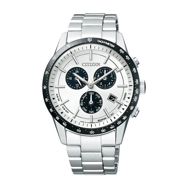 シチズン CITIZEN シチズンコレクション クロノ メンズ 腕時計 BL5594-59A 国内正規