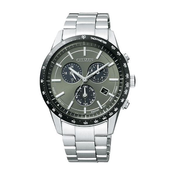シチズン CITIZEN シチズンコレクション クロノ メンズ 腕時計 BL5594-59H 国内正規