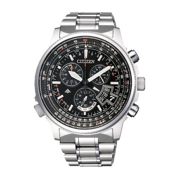 シチズン CITIZEN プロマスター クロノ メンズ 腕時計 BY0080-57E 国内正規