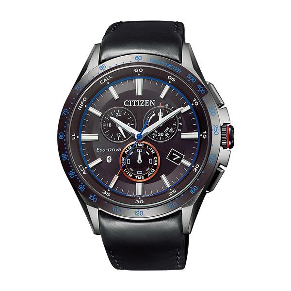 シチズン CITIZEN エコ・ドライブ Bluetooth クロノ メンズ 腕時計 BZ1035-09E 国内正規
