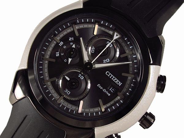 シチズン CITIZEN エコドライブ クロノグラフ 腕時計 CA0286-08E