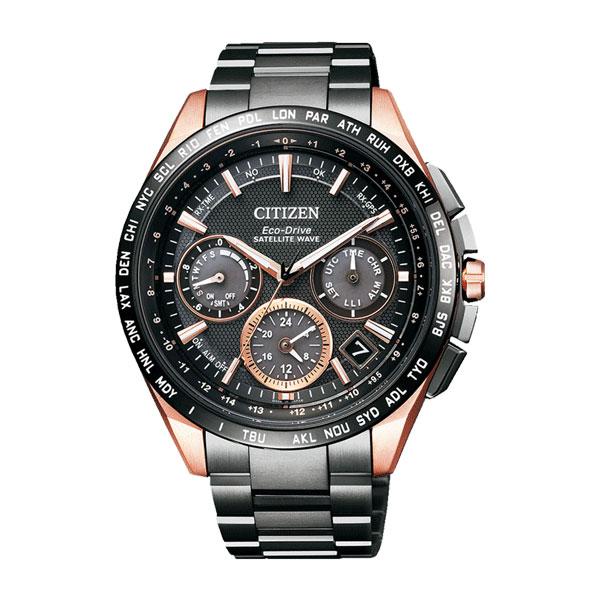 シチズン CITIZEN アテッサ クロノ メンズ 腕時計 CC9016-51E 国内正規