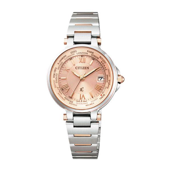 シチズン CITIZEN クロスシー レディース 腕時計 EC1014-65W 国内正規