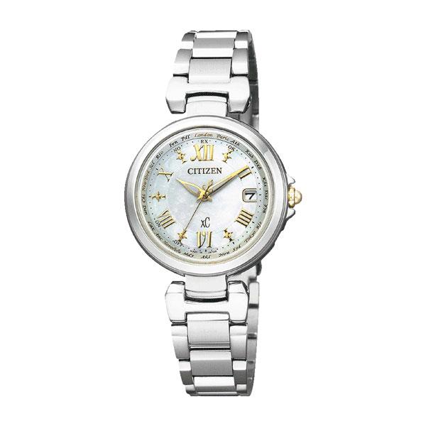 シチズン CITIZEN クロスシー レディース 腕時計 EC1035-56W 国内正規
