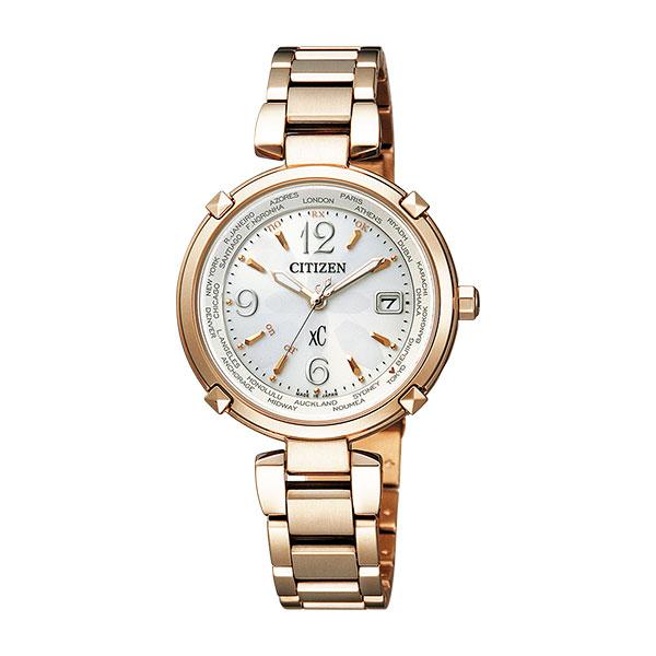 シチズン CITIZEN クロスシー レディース 腕時計 EC1042-51A 国内正規