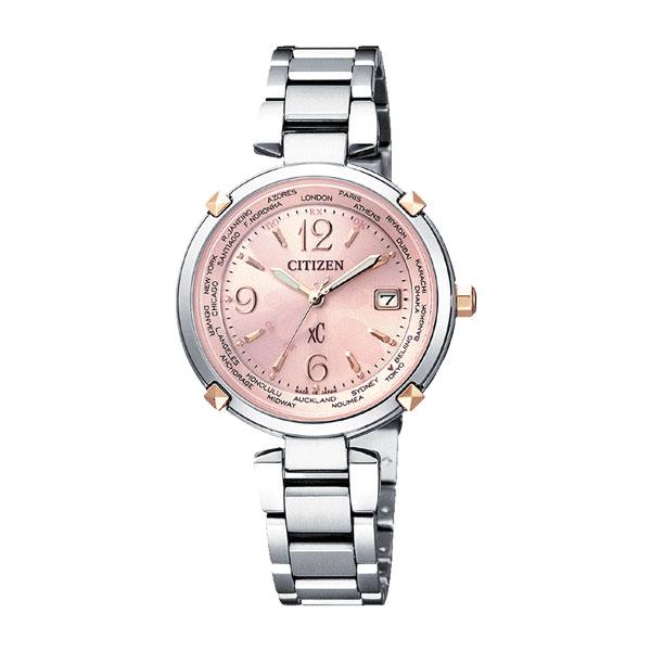 シチズン CITIZEN クロスシー レディース 腕時計 EC1044-55W 国内正規