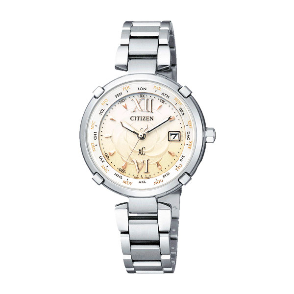 シチズン CITIZEN クロスシー レディース 腕時計 EC1060-59W 国内正規