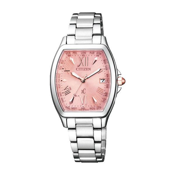 シチズン CITIZEN クロスシー レディース 腕時計 EC1100-56W 国内正規