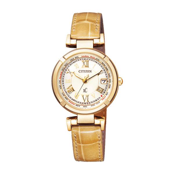 シチズン CITIZEN クロスシー レディース 腕時計 EC1115-08A 国内正規