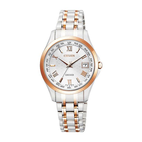 シチズン CITIZEN エクシード レディース 腕時計 EC1124-58A 国内正規