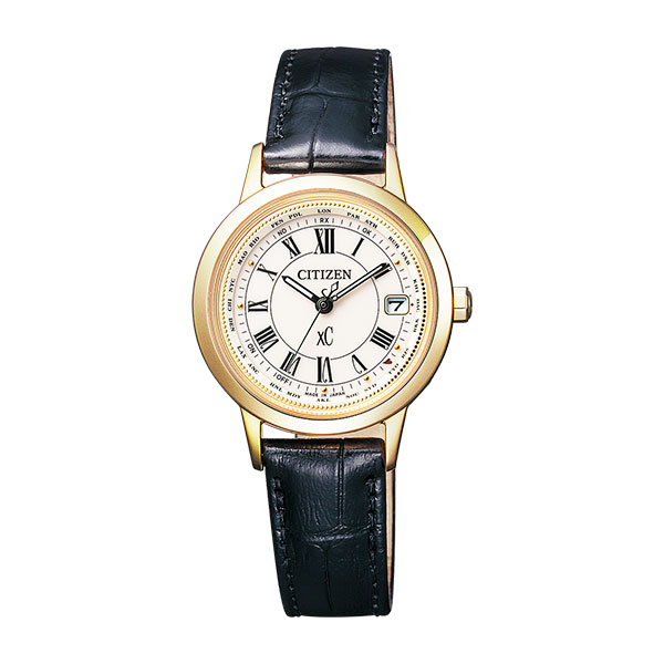シチズン CITIZEN クロスシー レディース 腕時計 EC1142-05B 国内正規