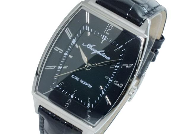 アルカ フトゥーラ ARCA FUTURA クオーツ メンズ 腕時計 EC494BK