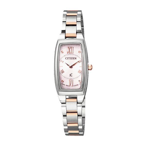 シチズン CITIZEN クロスシー レディース 腕時計 EG2874-57W 国内正規