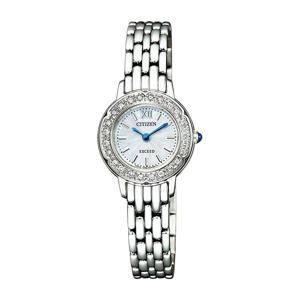 シチズン CITIZEN エクシード レディース 腕時計 EG7010-59W 国内正規