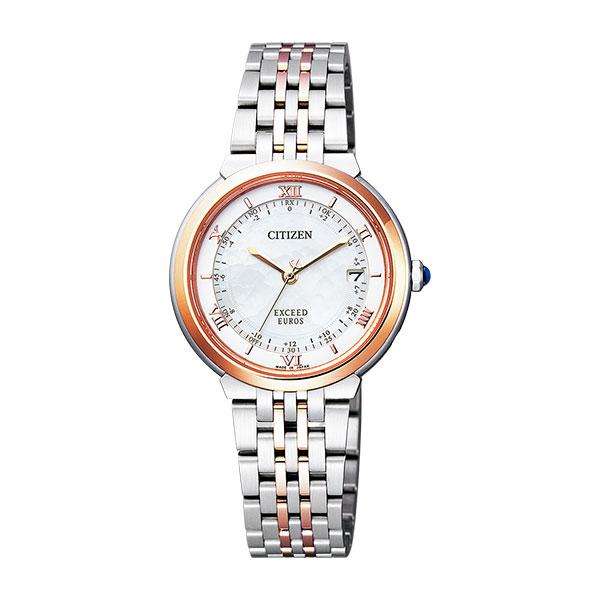 シチズン CITIZEN エクシード レディース 腕時計 ES1054-58W 国内正規