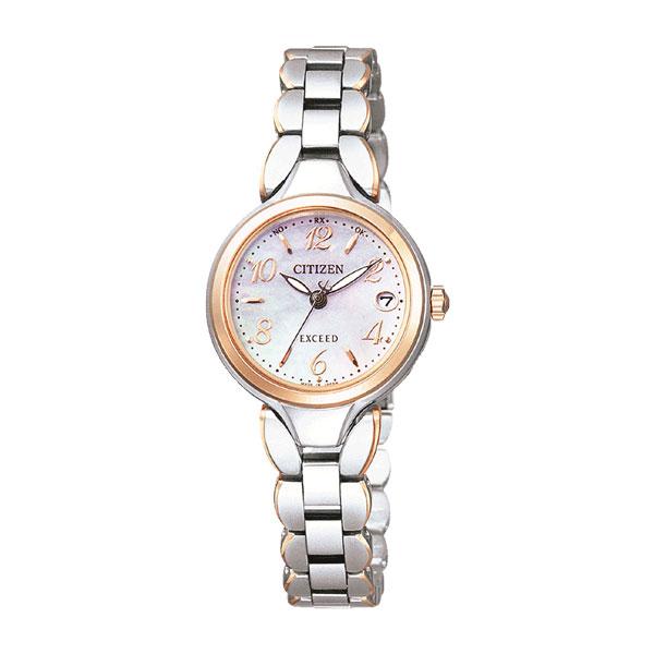 シチズン CITIZEN エクシード レディース 腕時計 ES8044-53W 国内正規