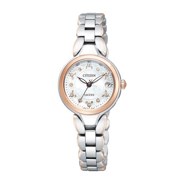 シチズン CITIZEN エクシード レディース 腕時計 ES8045-69W 国内正規