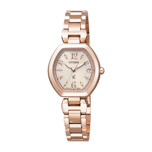 シチズン CITIZEN クロスシー レディース 腕時計 ES8052-55A 国内正規