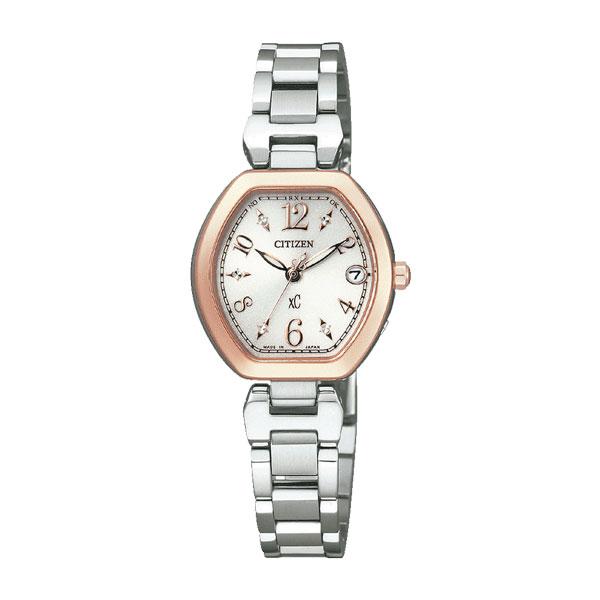 シチズン CITIZEN クロスシー レディース 腕時計 ES8055-65A 国内正規