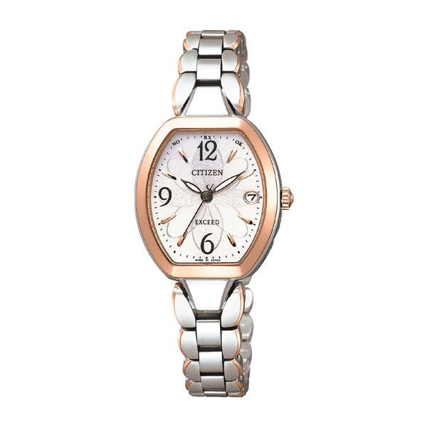 シチズン CITIZEN エクシード レディース 腕時計 ES8064-56A 国内正規