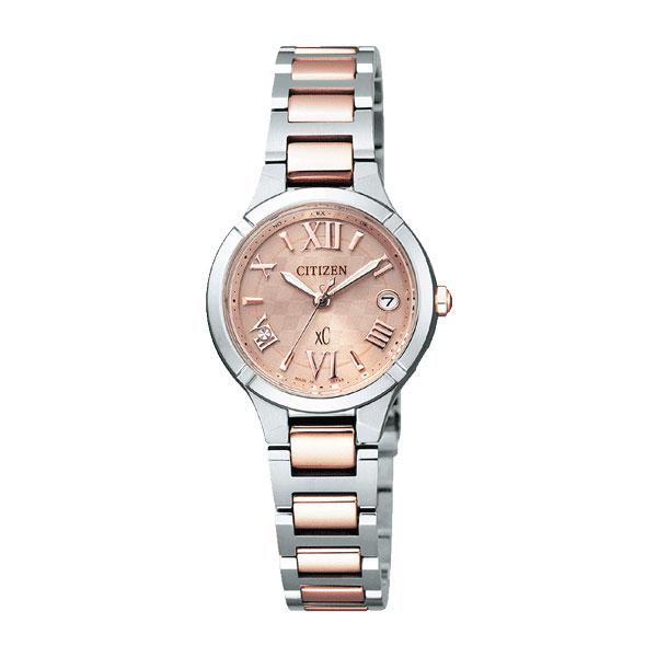 シチズン CITIZEN クロスシー レディース 腕時計 ES8085-56W 国内正規