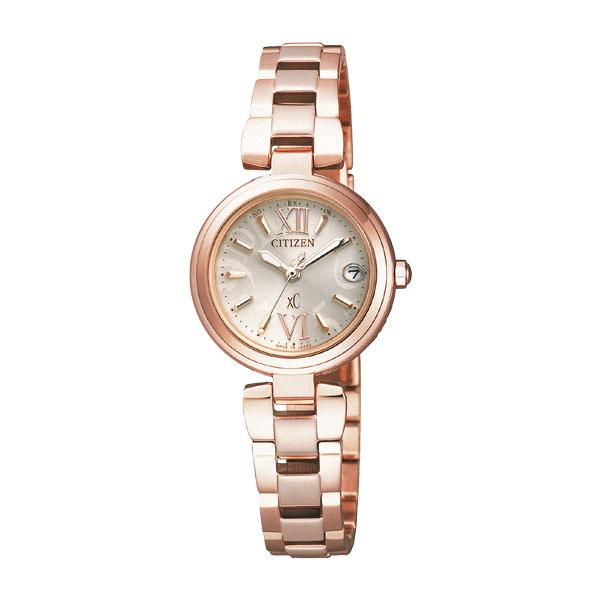 シチズン CITIZEN クロスシー レディース 腕時計 ES8132-58A 国内正規