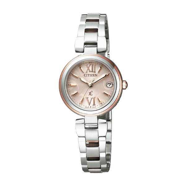 シチズン CITIZEN クロスシー レディース 腕時計 ES8134-52W 国内正規