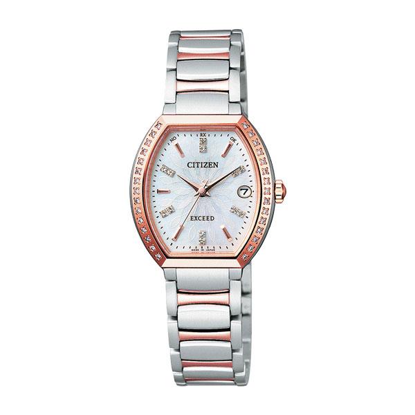 シチズン CITIZEN エクシード レディース 腕時計 ES8164-51A 国内正規
