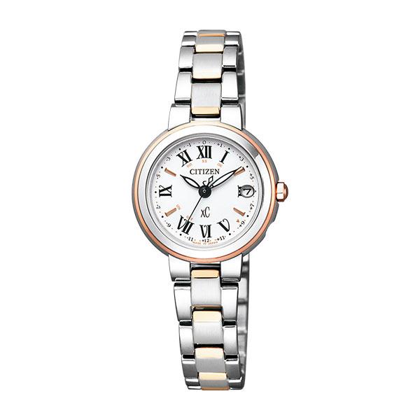 シチズン CITIZEN クロスシー レディース 腕時計 ES9004-52A 国内正規
