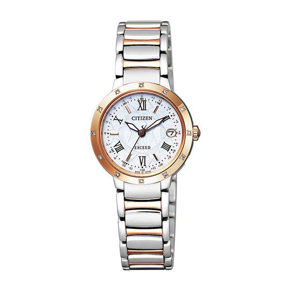 シチズン CITIZEN エクシード レディース 腕時計 ES9334-58W 国内正規