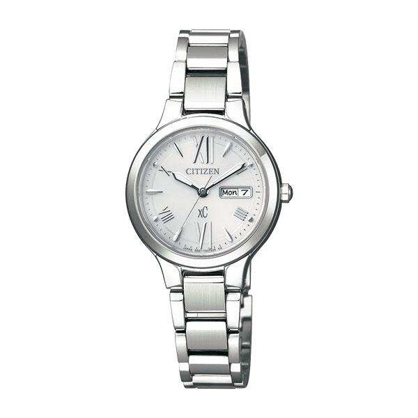 シチズン CITIZEN クロスシー レディース 腕時計 EW3220-54A 国内正規