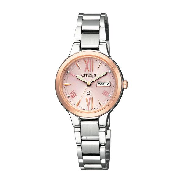 シチズン CITIZEN クロスシー レディース 腕時計 EW3224-53W 国内正規