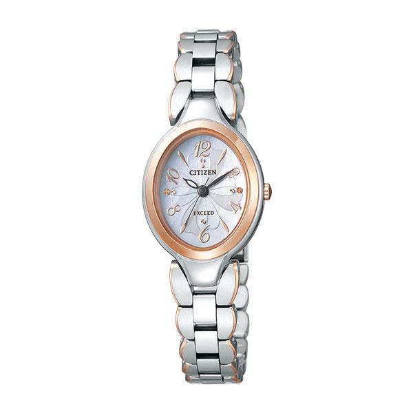シチズン CITIZEN エクシード レディース 腕時計 EX2044-54W 国内正規
