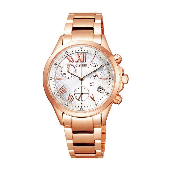 シチズン CITIZEN クロスシー クロノ レディース 腕時計 FB1403-53A 国内正規