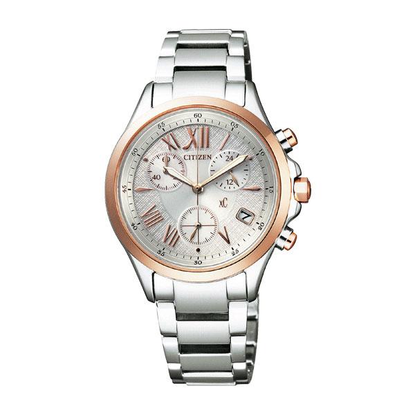 シチズン CITIZEN クロスシー クロノ レディース 腕時計 FB1404-51A 国内正規