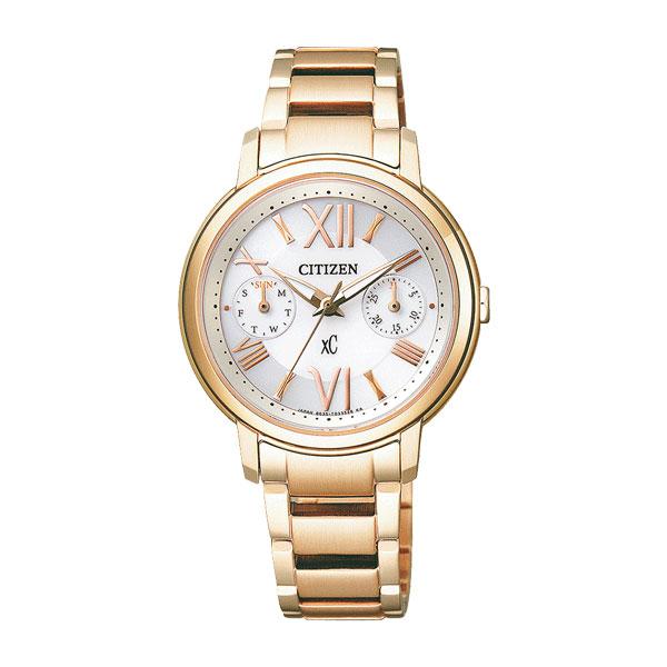 シチズン CITIZEN クロスシー レディース 腕時計 FD1092-59A 国内正規