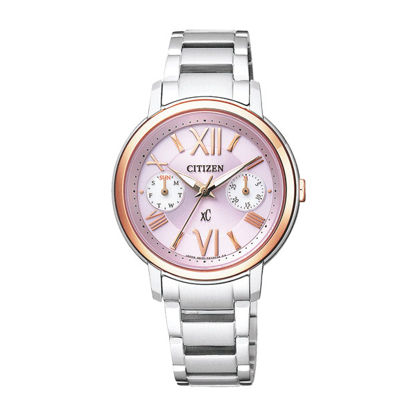 シチズン CITIZEN クロスシー レディース 腕時計 FD1094-53W 国内正規