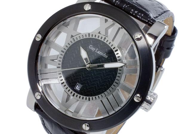 ギ・ラロッシュ Guy Laroche クオーツ メンズ 腕時計 GS1401-02
