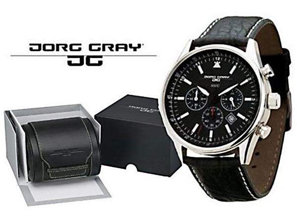 ヨーグ グレイ JORG GRAY シークレットサービス エディション 腕時計 JG6500