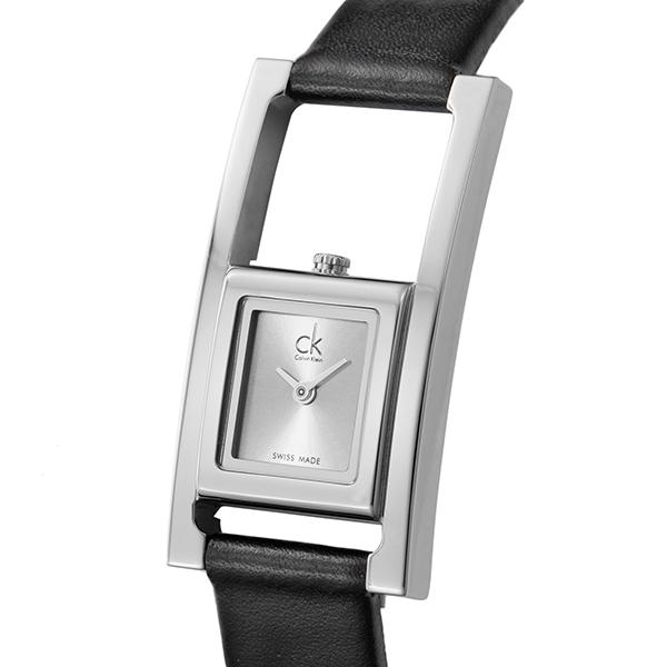 カルバン クライン Calvin Klein クオーツ レディース 腕時計 K4H431.C6 シルバー