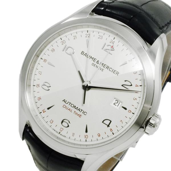 ボーム&メルシェ BAUME & MERCIER クリフトン 自動巻 メンズ 腕時計 MOA10112