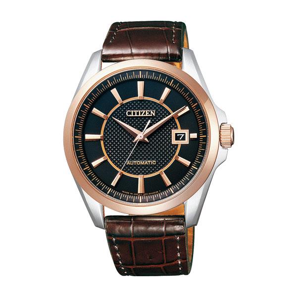 シチズン CITIZEN シチズンコレクション メンズ 自動巻き 腕時計 NB1044-01E 国内正規