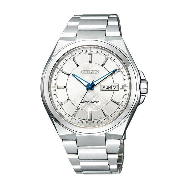 シチズン CITIZEN シチズンコレクション メンズ 自動巻き 腕時計 NP4080-50A 国内正規