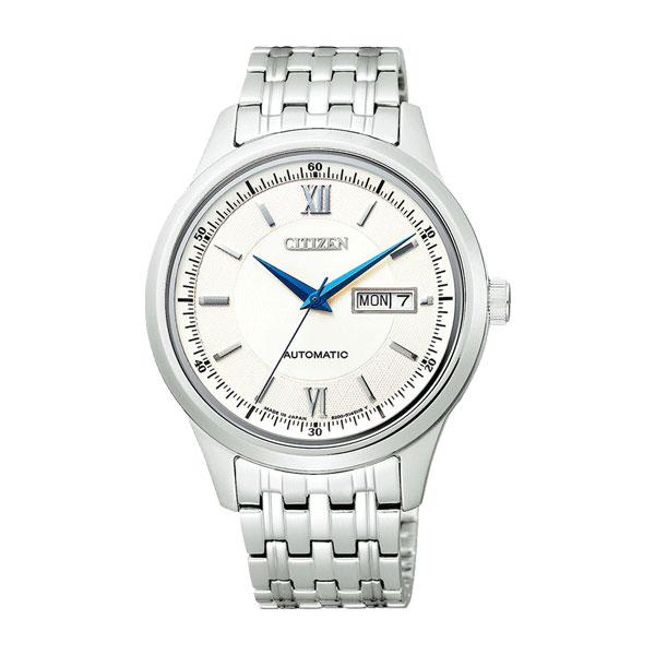 シチズン CITIZEN シチズンコレクション メンズ 自動巻き 腕時計 NY4050-54A 国内正規