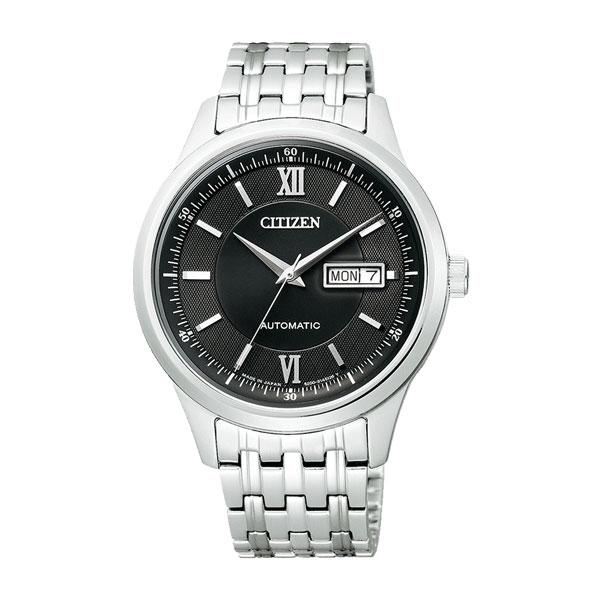 シチズン CITIZEN シチズンコレクション メンズ 自動巻き 腕時計 NY4050-54E 国内正規