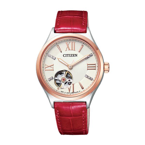シチズン CITIZEN シチズンコレクション レディース 自動巻き 腕時計 PC1004-04A 国内正規