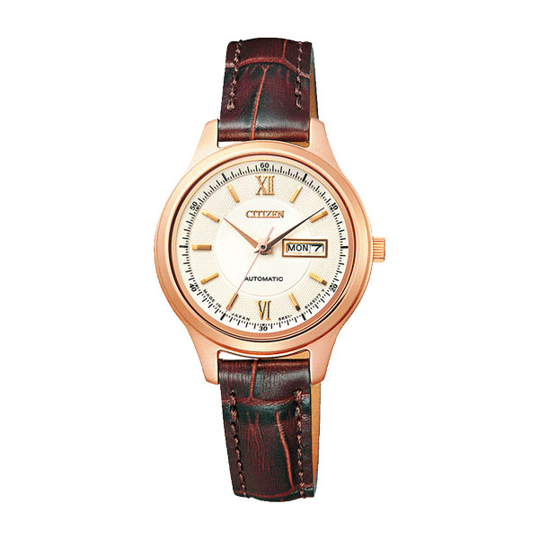 シチズン CITIZEN シチズンコレクション レディース 自動巻き 腕時計 PD7152-08A 国内正規