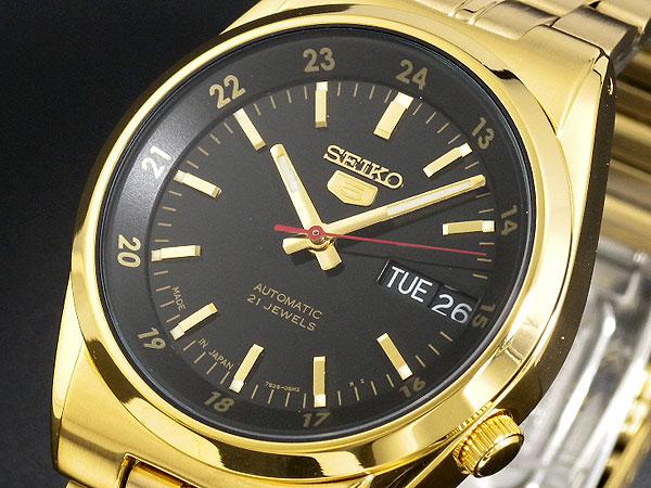 セイコー SEIKO セイコー5 SEIKO 5 自動巻き 腕時計 SNK576J1